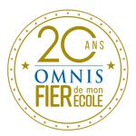 Logo 20 ans OMNIS couleur
