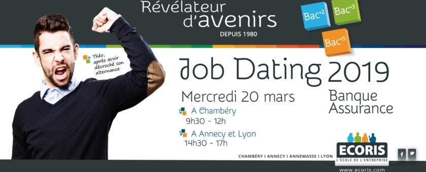 Job dating lyon 2017